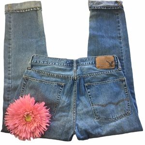 American Eagle Next level Slim Straight Jeans